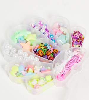 Эксклюзивный набор для создания браслетов своими руками Pieces-Разноцветный